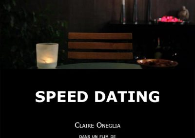 Affiche - Speed Dating